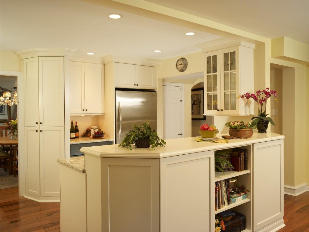 Photo By Harth Builders. Minimalist Kitchen
