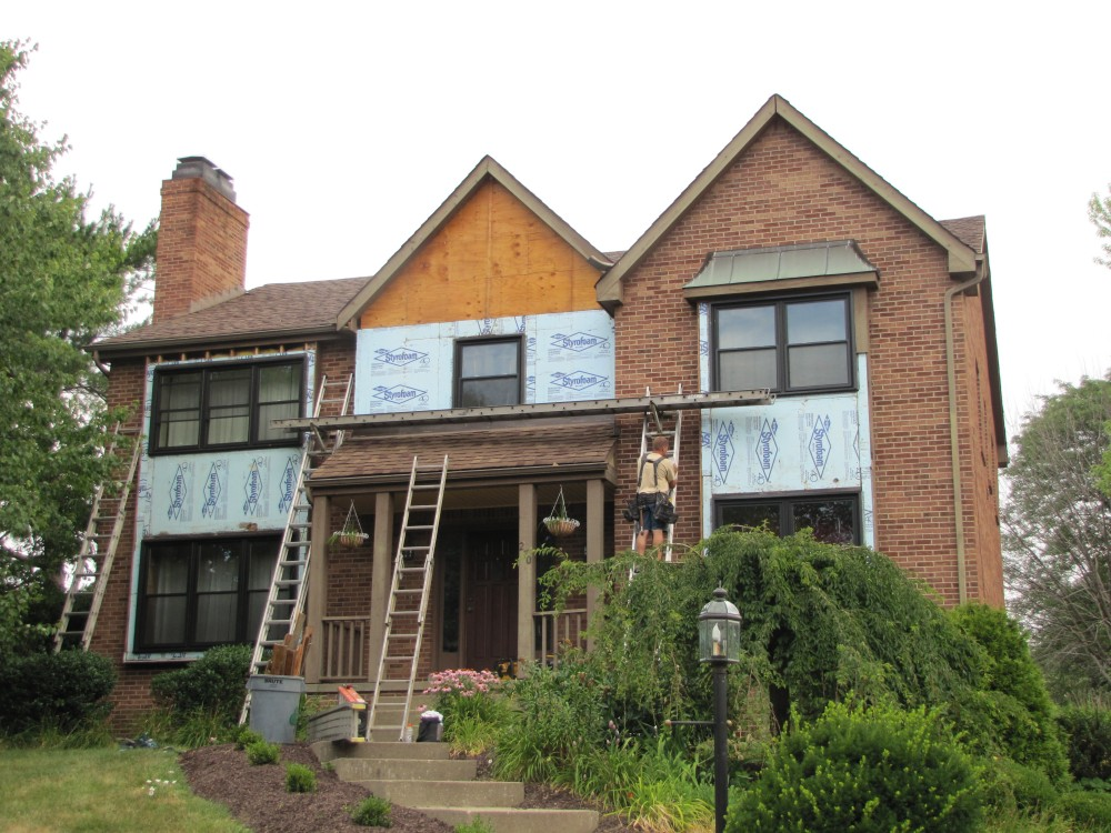 Photo By Legacy Remodeling, INC. Hardie Board Siding