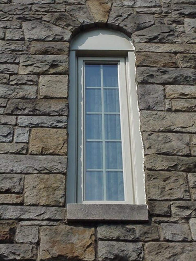 Photo By Legacy Remodeling, INC. Circle Top Windows