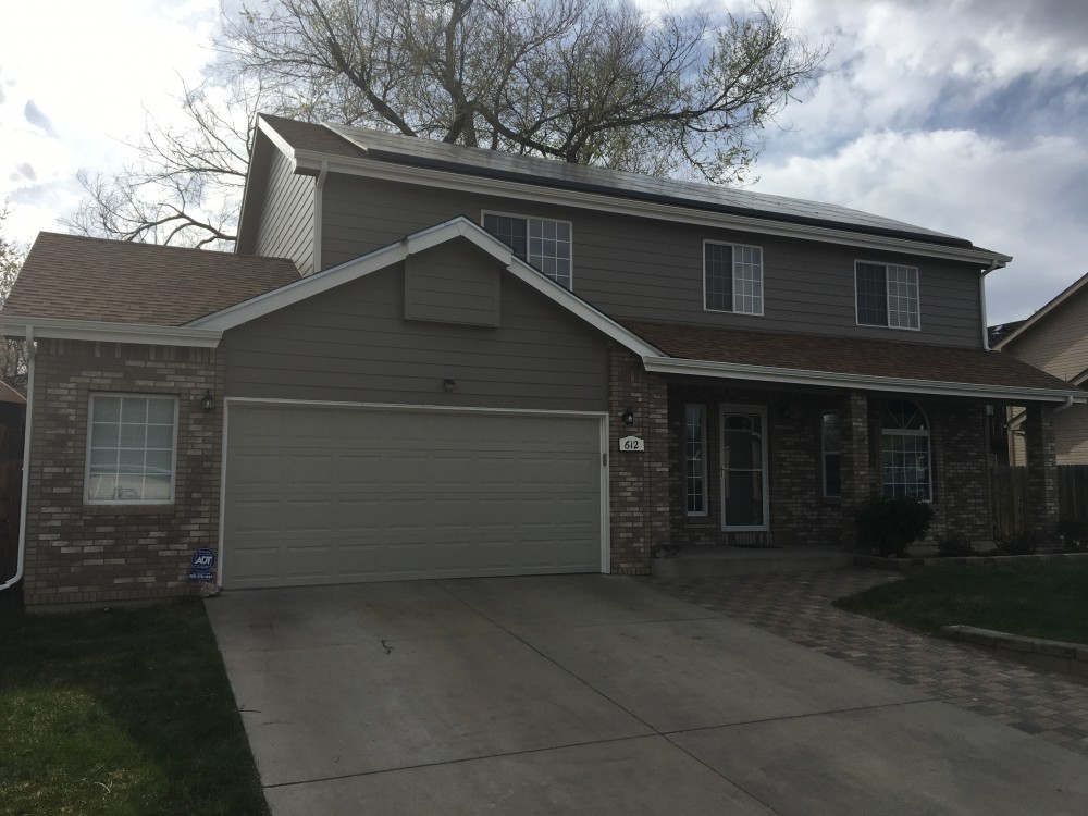 Photo By Fresh Coat Painters Of Fort Collins. Whole House Exterior Re-Paint