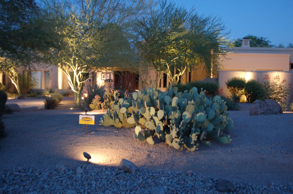 Photo By Arizona Outdoor Landscape Lighting LLC.