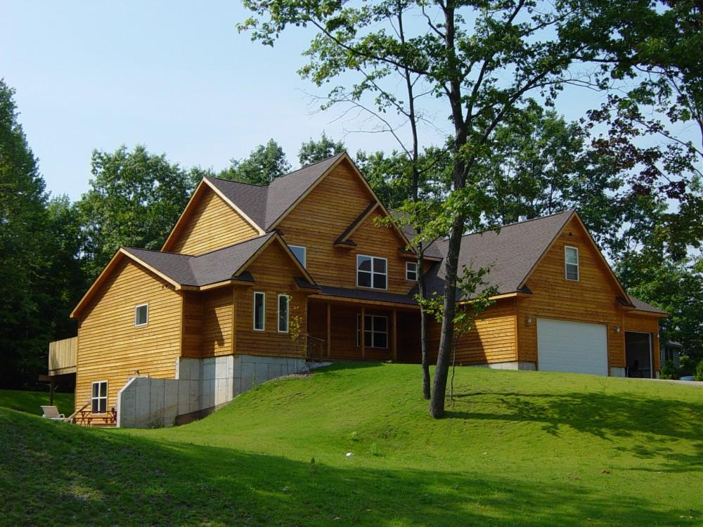 Photo By Eastwood Custom Homes Inc. Custom Home
