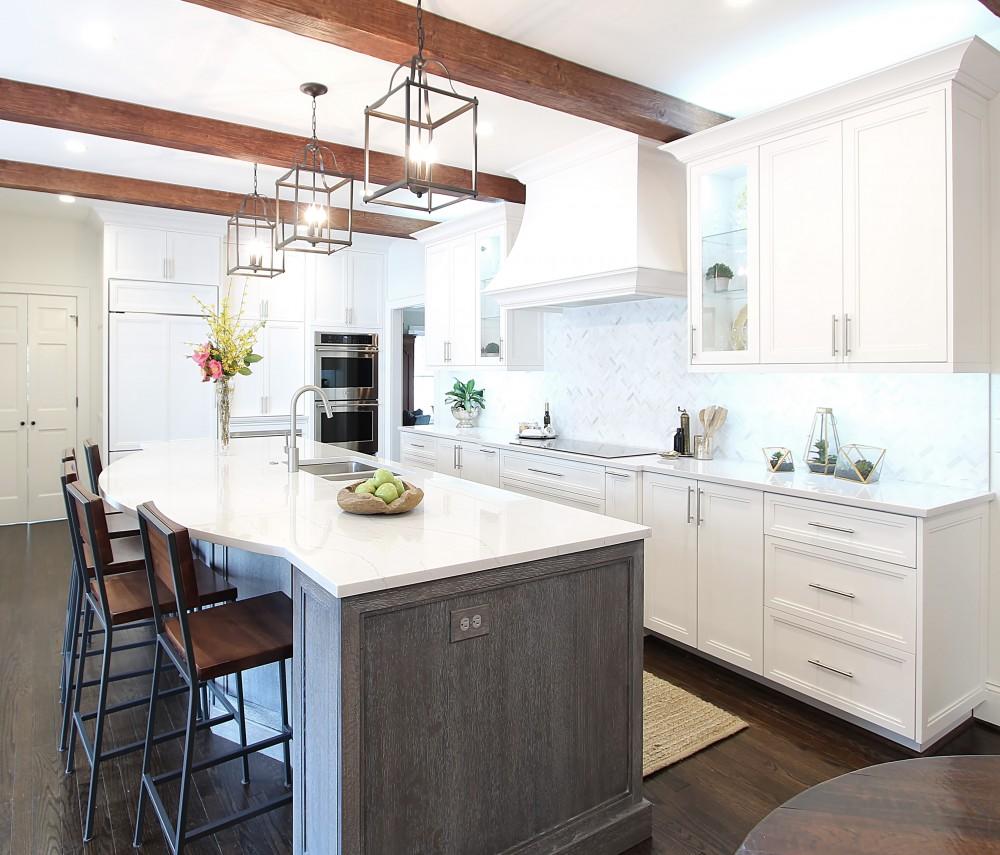 Photo By Greenbrook Design. Kitchen