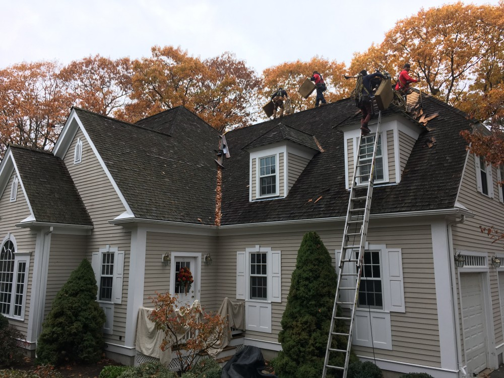 Photo By Beantown Home Improvements. Owens Corning Roof In Brownwood