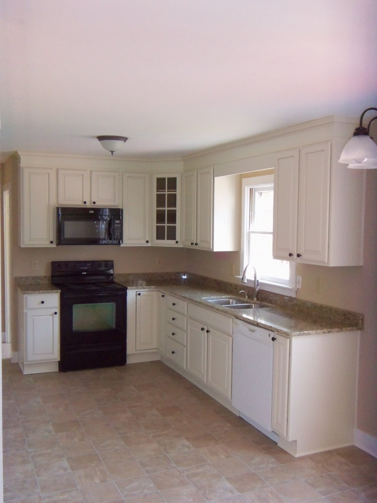Photo By The Remodeling Company LLC. Kitchen Renovation B
