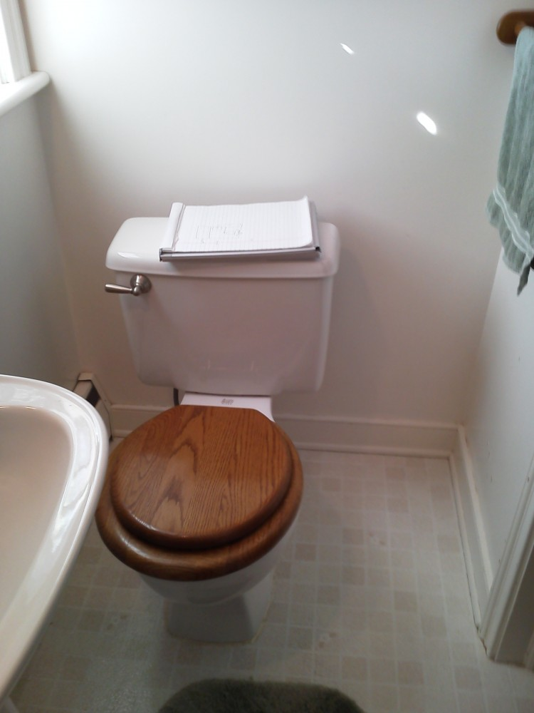 Photo By The Remodeling Company LLC. Bathroom Renovation V