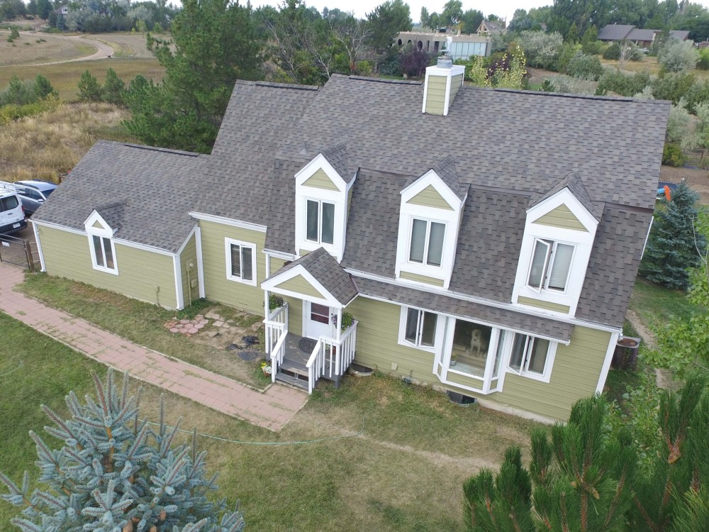 Photo By Refined Exteriors. GAF Roof Replacements