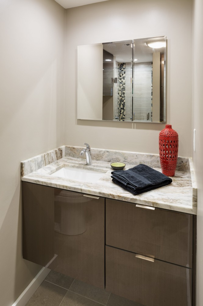 Photo By Harvey Remodeling, LLC. Bathroom Remodeling