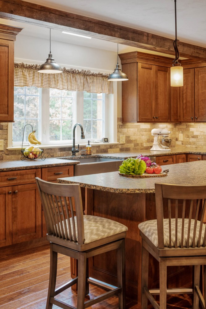 Photo By Harvey Remodeling, LLC. Kitchen Remodeling