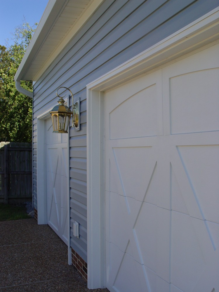 Photo By T.R. Builder, Inc.. Room Over Garage Addition And Custom New Construction Garage