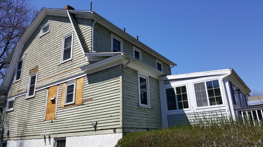 Photo By Burr Roofing, Siding & Windows. Exterior Remodel, Fairfield CT