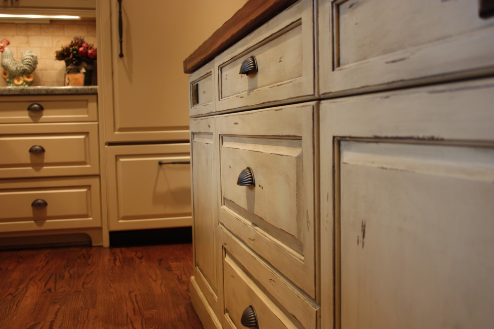 Photo By Charanza Contracting Inc.. Bunker Hill Kitchen