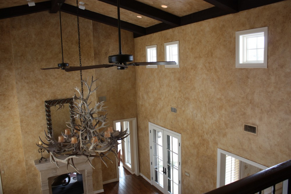 Photo By Charanza Contracting Inc.. New Custom Home