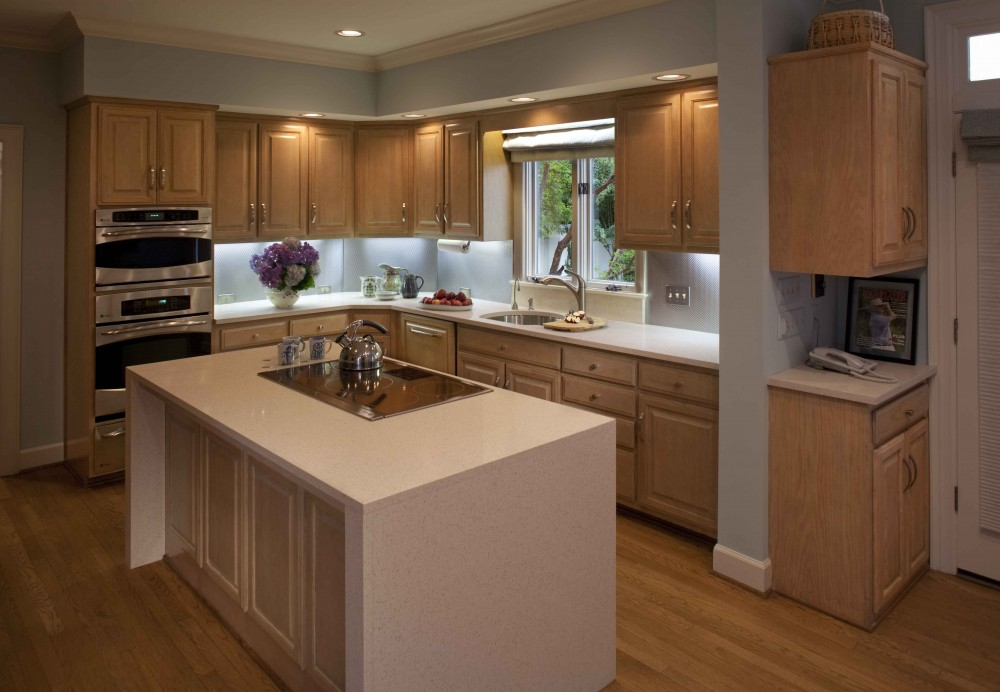 Photo By Trace Ventures. Smart Green Hills Kitchen Remodel