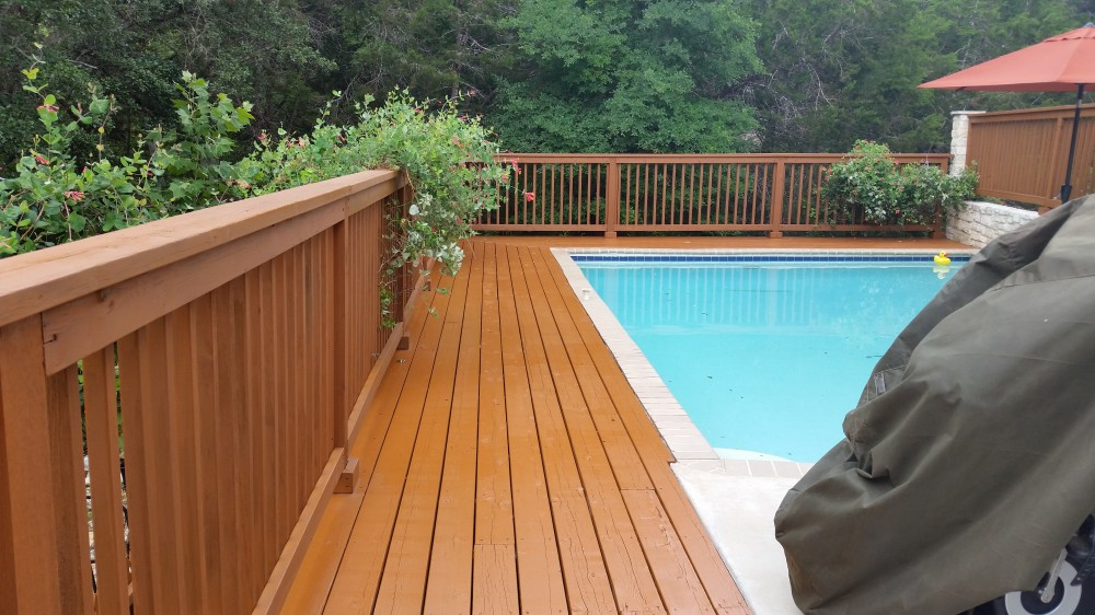 Photo By Fresh Coat Painters Of Marble Falls. Decks