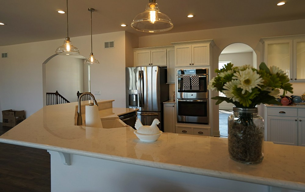 Photo By Scholl Construction. Custom Built Home In Woodstock