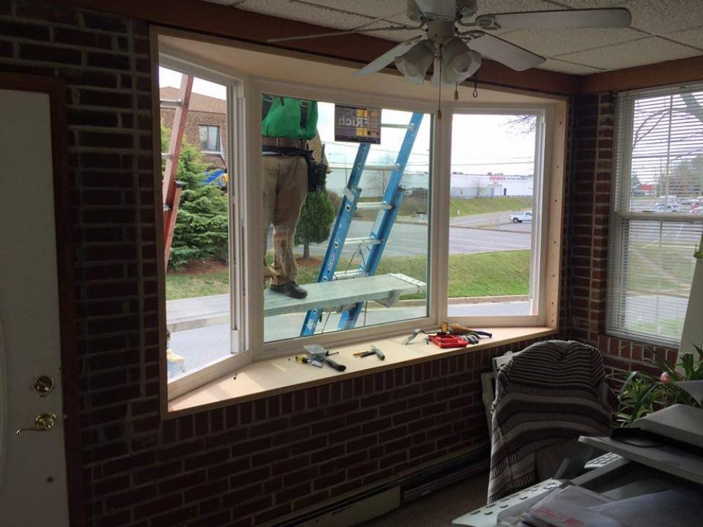 Photo By Ferris Home Improvements. Window