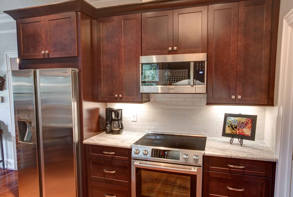 Photo By Wood Wise Design & Remodeling Inc..