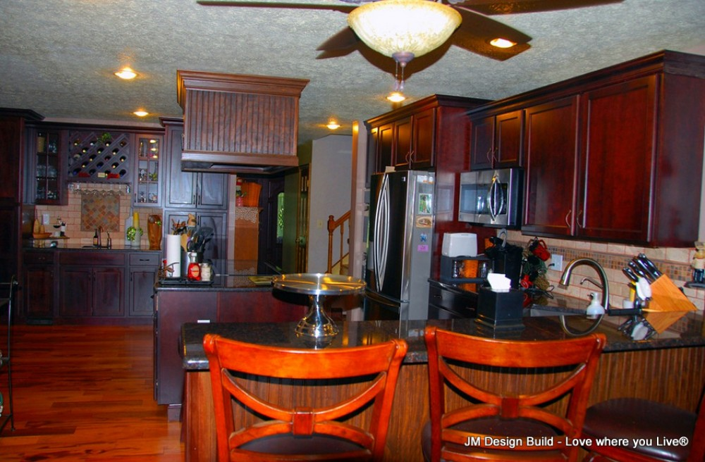 Photo By JM Design Build & Remodeling. In-Law Suite Addition - Broadview Heights
