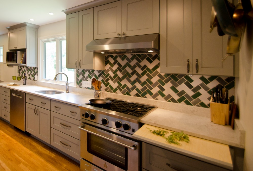 Photo By Merrick Design And Build Inc.. Sam & Terri's Kitchen Remodel