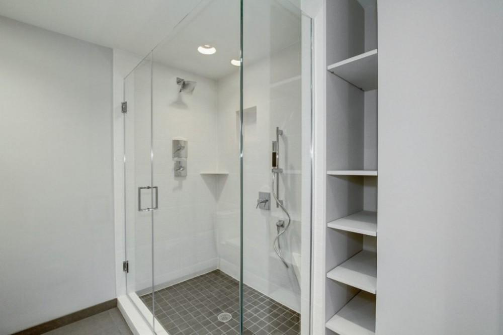 Photo By Carlsen Design & Construction. Condo In Modernist Design