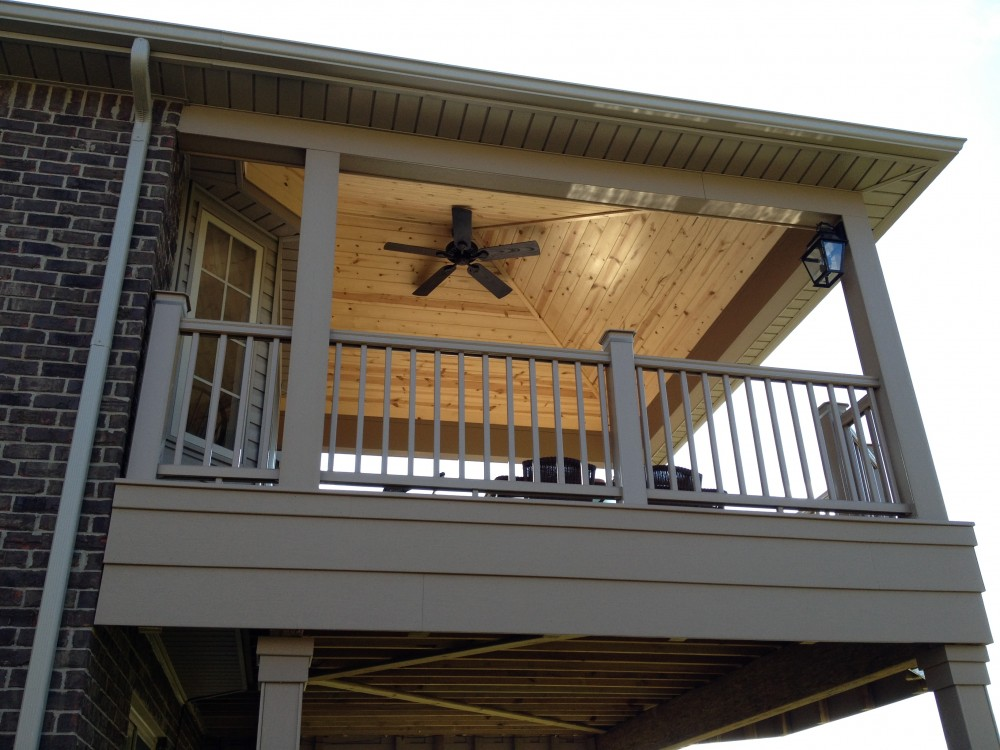 Photo By Autumnwood Construction. Composite Deck