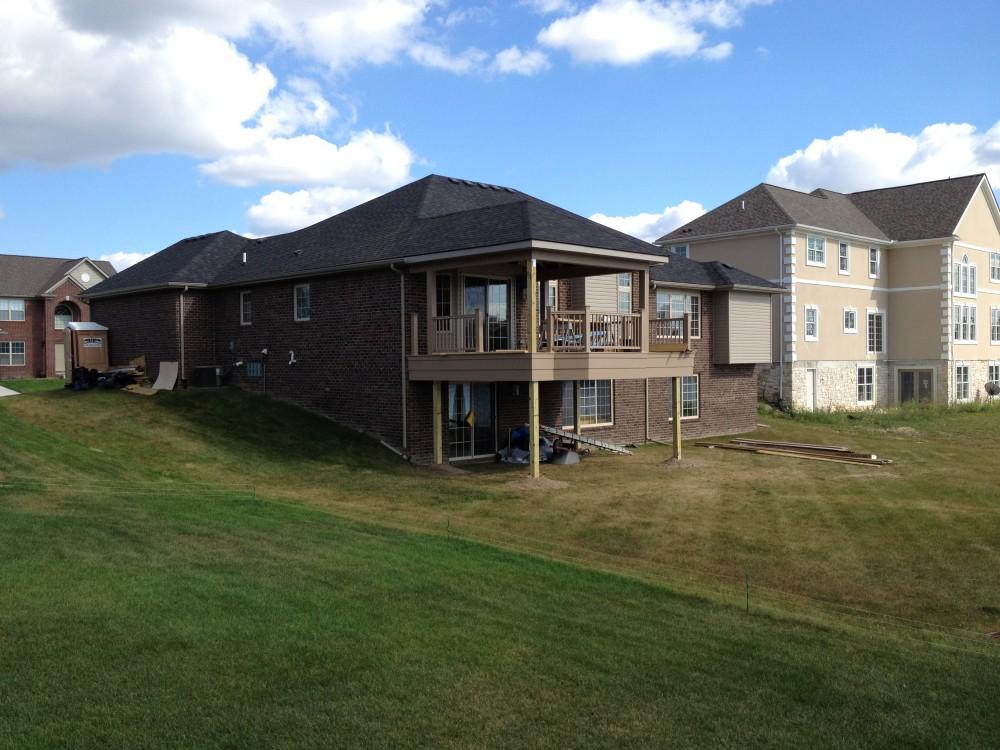 Photo By Autumnwood Construction. Composite Deck