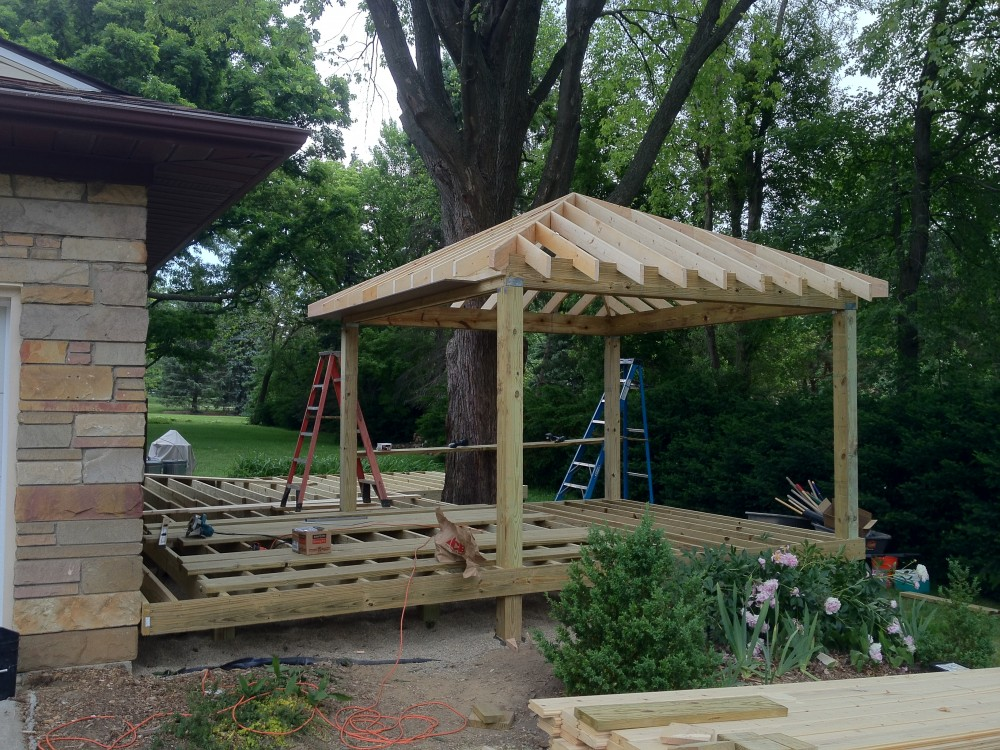 Photo By Autumnwood Construction. Gazebo
