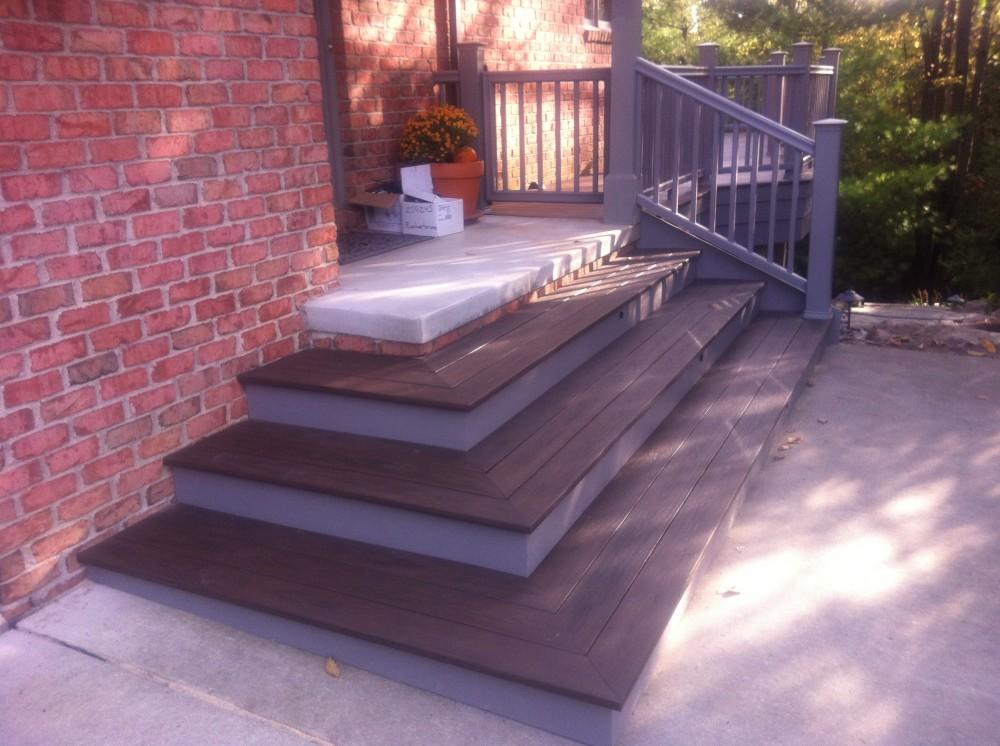 Photo By Autumnwood Construction. Deck