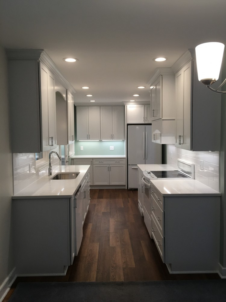Photo By Bassett Home Services. Kitchen Remodel