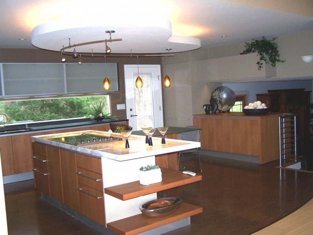 Photo By Andrea Langford Designs, LLC. Clifton Park Kitchen Remodeling