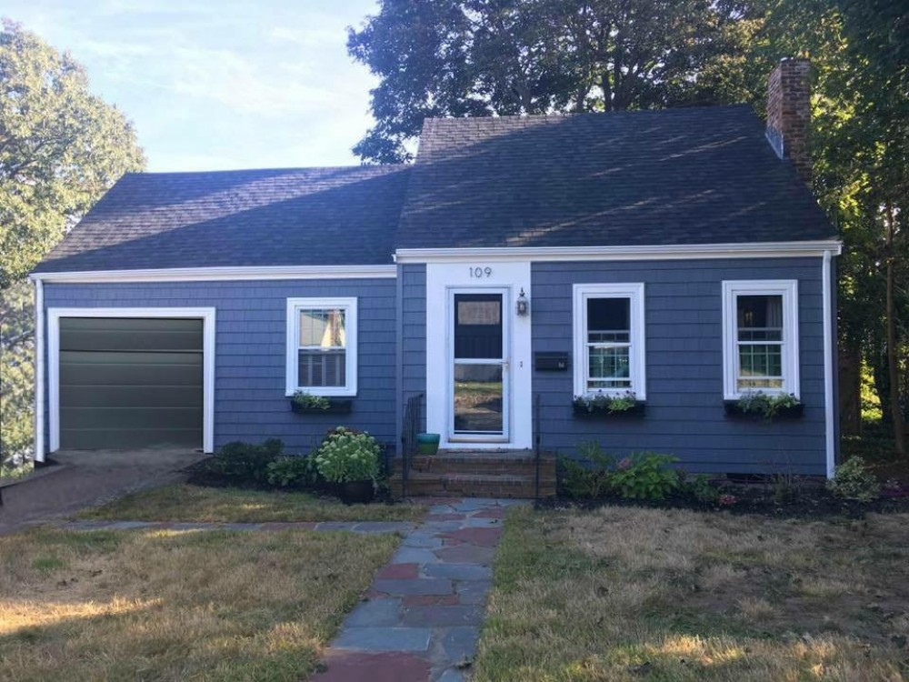Photo By Beantown Home Improvements. New Roof, Siding And Gutters