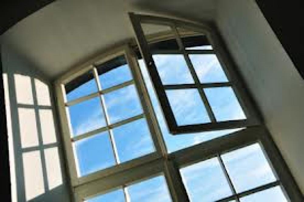 Photo By GQ Builders. John's Window Remodel