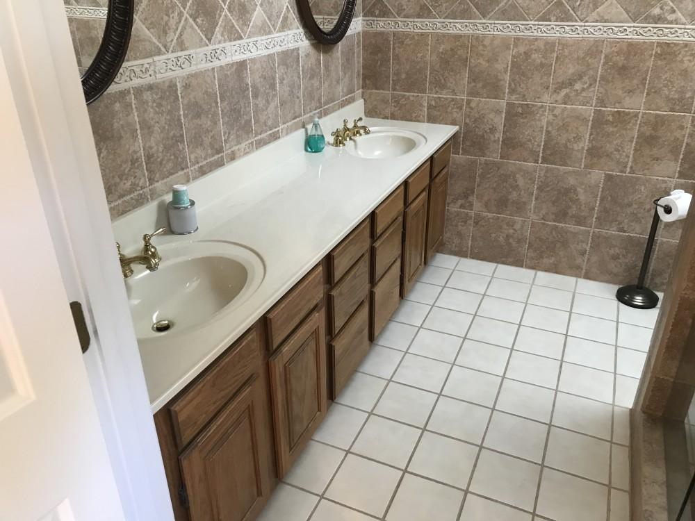 Photo By Clarke Contractors, Inc.. Kitchen & Master Bath Remodel