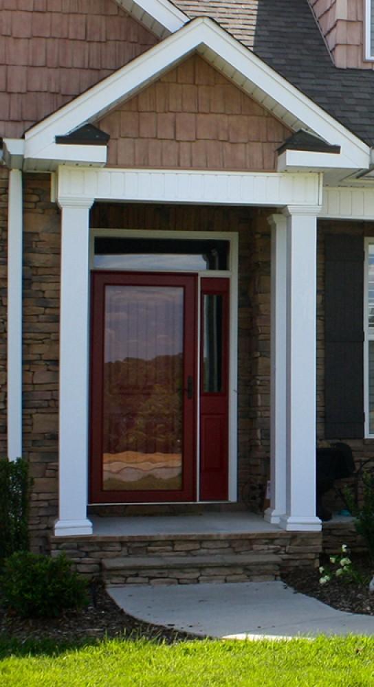 Photo By Hullco. Hullco Exteriors Doors