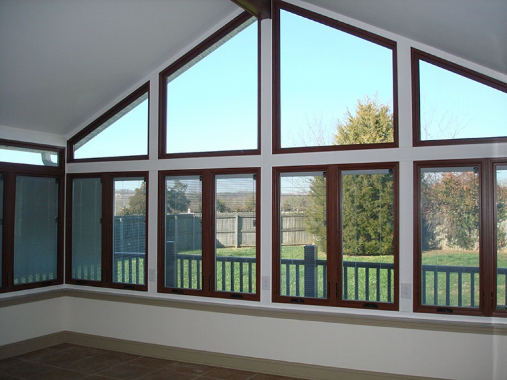 Photo By Hullco. Hullco Exteriors Sunrooms