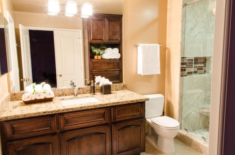 Photo By Case Design/Remodeling Of San Jose. Almaden Bathroom Remodel