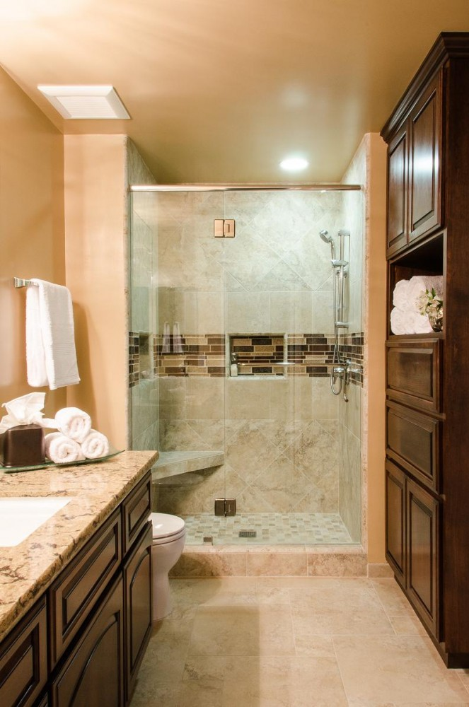 Photo By Case Design/Remodeling Of San Jose. Almaden Bathroom Remodel