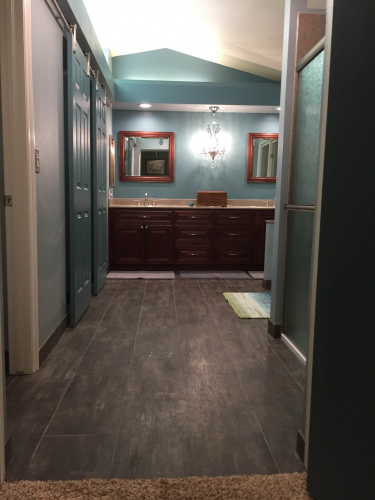 Photo By BathPerfect By Accessible Systems. Master Bath Remodel