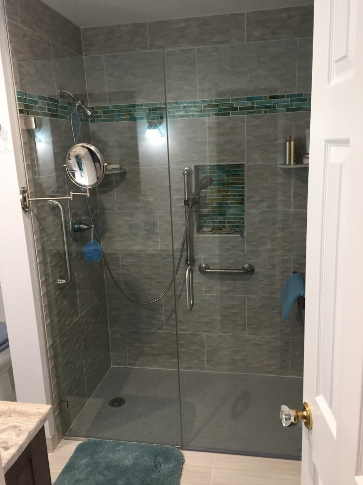 Photo By BathPerfect By Accessible Systems. Bathroom Remodel