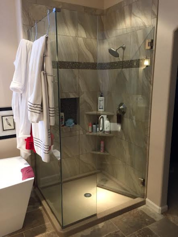 Photo By BathPerfect By Accessible Systems. Shower Remodel