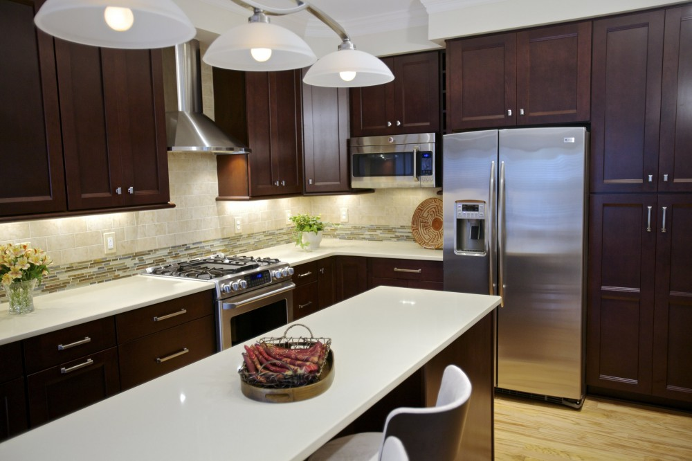 Photo By Wood Wise Design & Remodeling Inc.. Kitchen Remodel