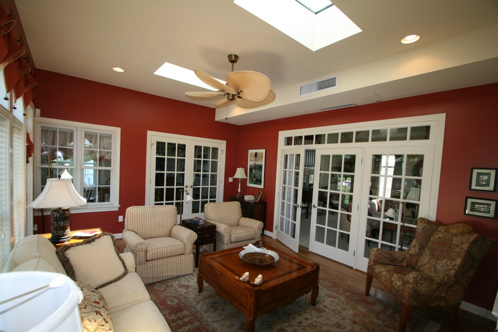 Photo By Renovations By Garman. Outdoor Living & Sunrooms