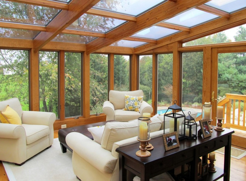 Photo By Maryland Sunrooms. Completed Sunrooms