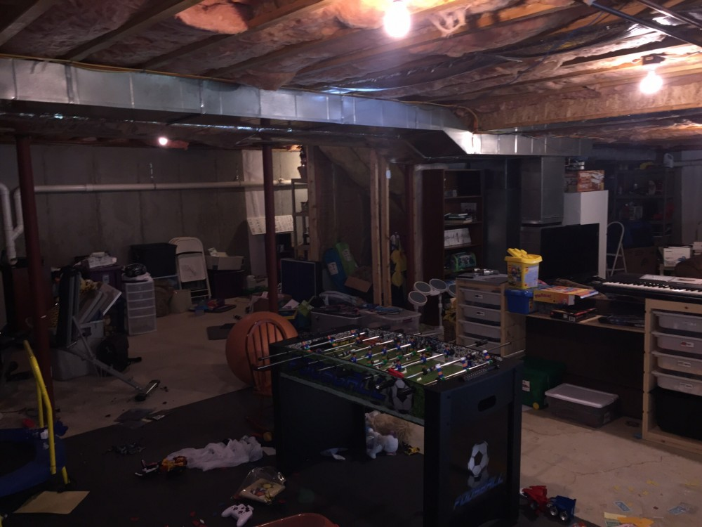 Photo By Owens Corning Basements Of New England / Lux Renovations. Uploaded From GQ IPhone App