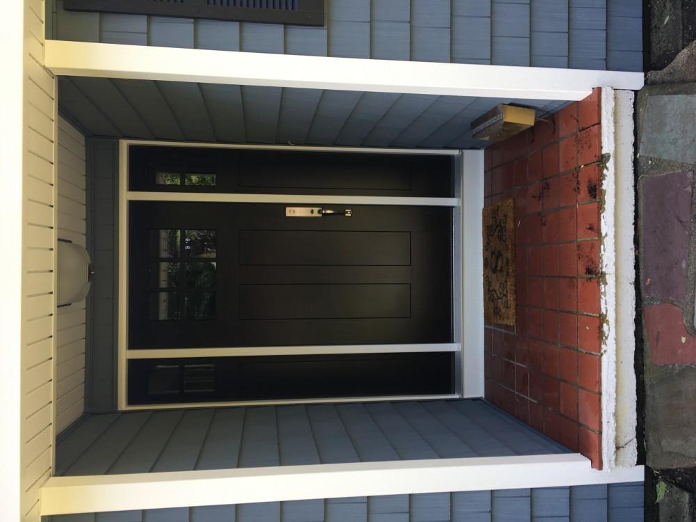 Photo By Beantown Home Improvements. Vinyl Siding, Roof, Windows, Doors, Gutters