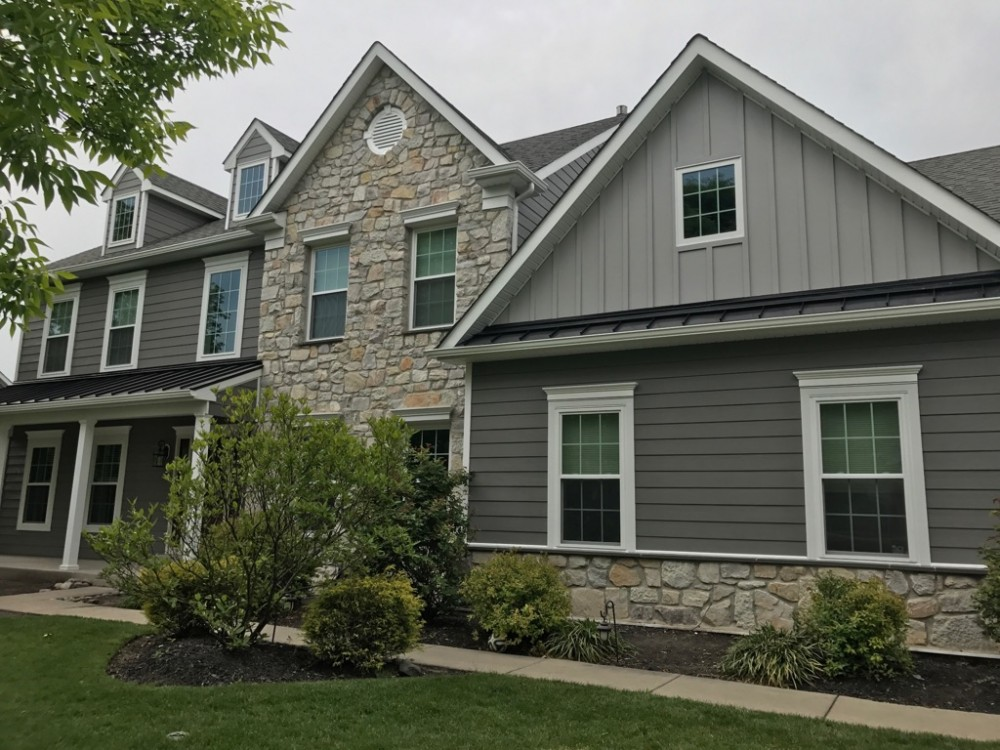 Photo By Precision #1 Contractors, Inc.. Stucco Remediation