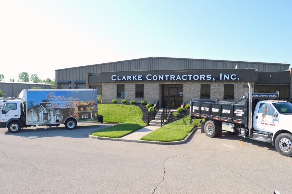 Photo By Clarke Contractors, Inc.. Clarke Contractors, Inc.