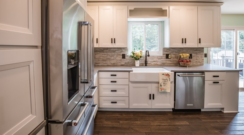 Photo By Choice Cabinet KC.  Transitional Liberty Kitchen With A Flare