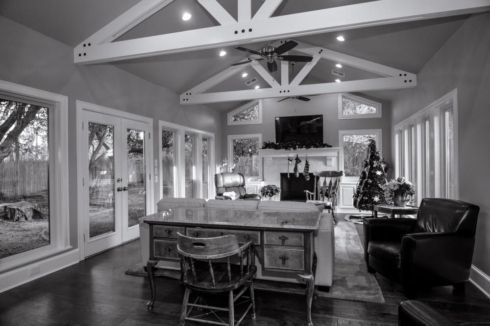 Photo By Stearns Design Build. Addition